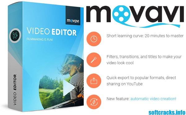 Movavi Video Editor Plus 21.5.0 Crack + Activation Key [2021] ...