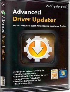 SysTweak Advanced Driver Updater 4.5.1086.17940 + Crack Full {Latest} 2021
