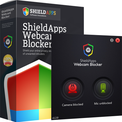 ShieldApps Webcam Blocker Premium 1.3.4 With Crack [Multilingual 2020]