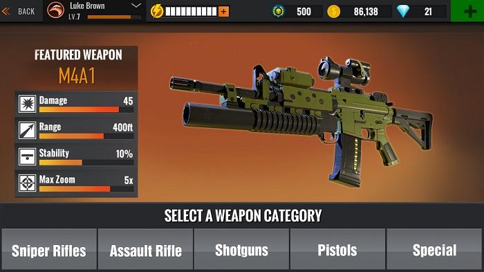 Sniper 3D Assassin Gun Shooter3.37.6Apk + Mod (Money) Android 2021