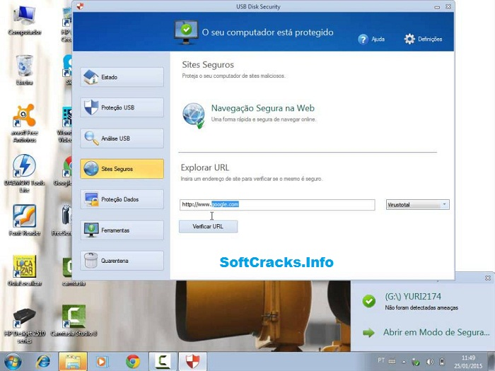 USB Disk Security 6.9.0.0 Crack & Serial Key Free Download Latest 2021